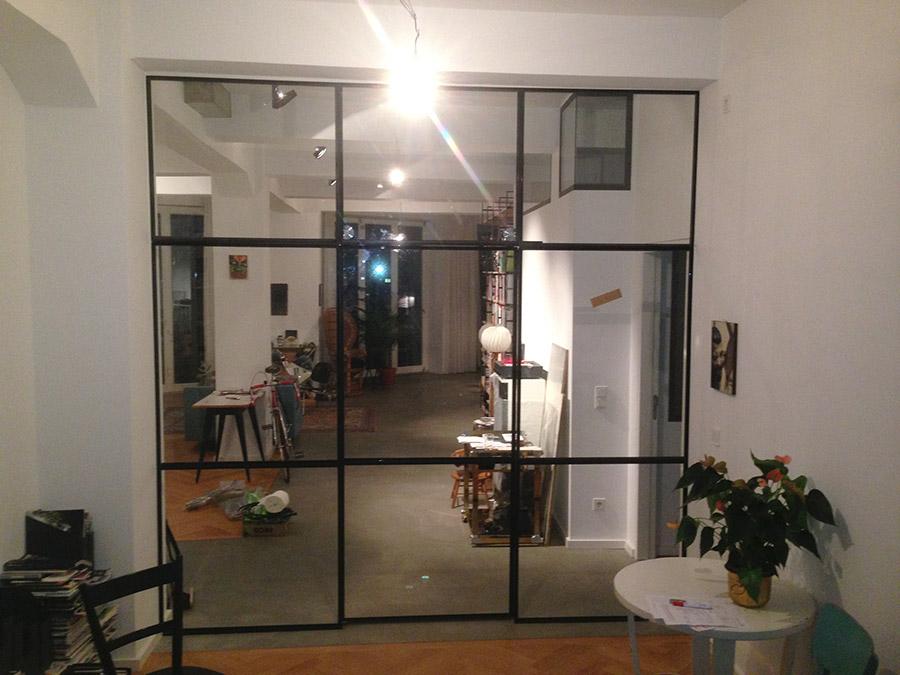 trennw nde schiebet ren juliwerk berlin. Black Bedroom Furniture Sets. Home Design Ideas