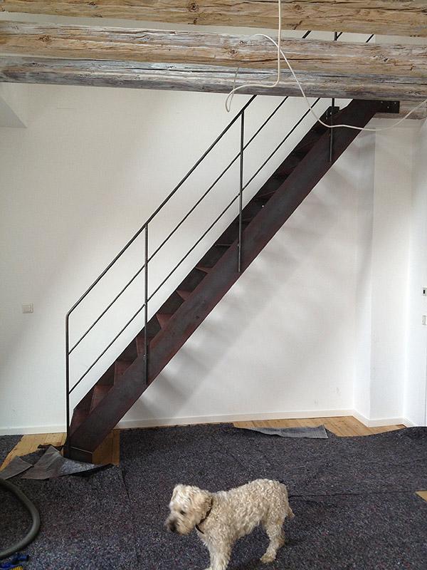 wohnideen minimalistische treppe beste von zuhause. Black Bedroom Furniture Sets. Home Design Ideas